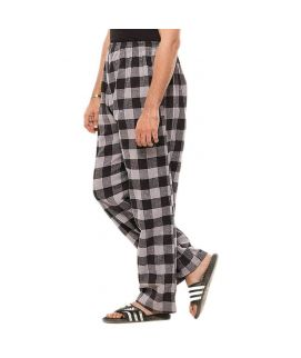 Pack of 2  Multicolor Cotton Pajama for Men