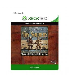 Microsoft Toy Soldiers Xbox 360