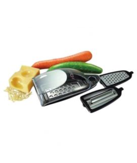 Sinbo STO 6504 Compact Grater Black & Silver