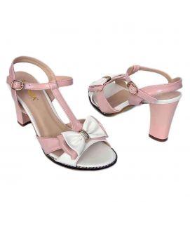 Women's Pink High Heels