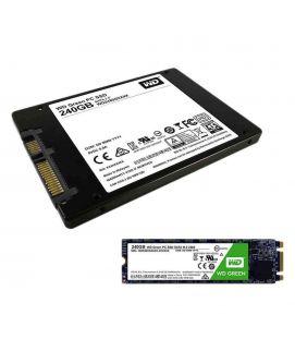 SSD drive Western Digital 240GB GREEN (Part # WDS240G1G0A 00SS50