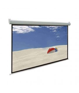 Screen 6'x6' Manual Wall Mount