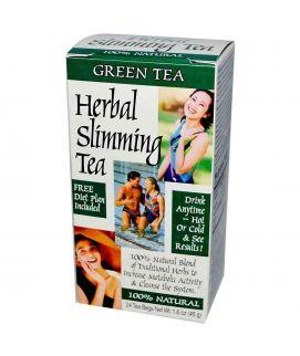 Silm Herb Sliming Tea