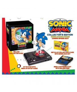 Sonic Mania Collector's Edition Nintendo Switch