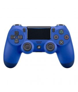 Sony New PlayStation DualShock 4 Wave Blue