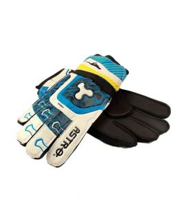 Football Planet Astro Goalkeeping Gloves Blue