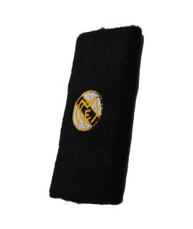FC Real Madrid Wrist Band Black