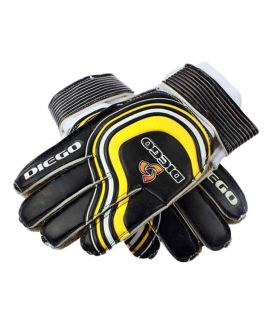 Football Goalkeeper Gloves Black