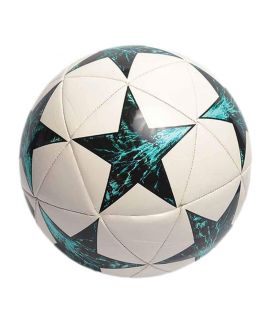 Junior Export Quality White Star Football