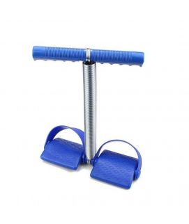 Soft Grip Imported Tummy Trimmer Blue
