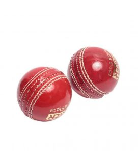 Pack Of 2 Red Match Quality Hard Balls