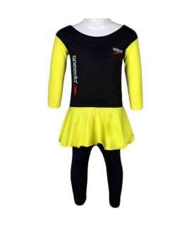 Sports City Swimsuit for women Yellow