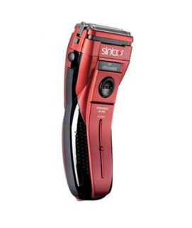 Sinbo Shaver Red