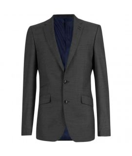 Grey Tailored Men's Fit Jacket