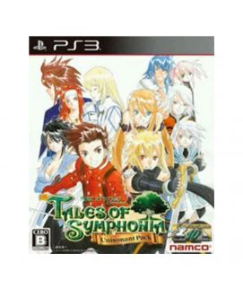 Tales of Symphonia Ps3 Game