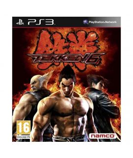 Tekken 06 Ps3 Game