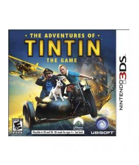 Ubisoft The Adventures Of Tintin The Game 3DS