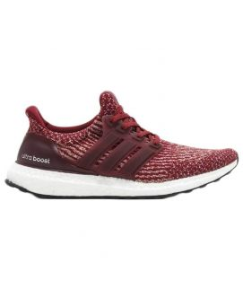 Ultra Boost Burgundy Red Shoes
