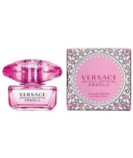 Women's Versace Bright Crystal Absolu Perfume 90 ML