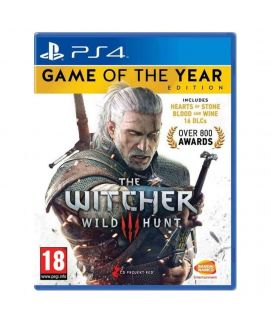 Warner Bros Games Witcher 3: Game of the Year Edition PlayStation 4