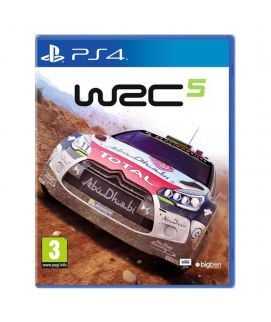 WRC 5 Ps4 Game