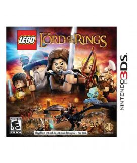 Warner Bros LEGO The Lord of the Rings 3DS