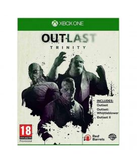 Warner Bros Outlast Trinity   Xbox One   Game
