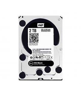 Western Digital 2TB 3.5 SATA HARD DRIVE BLACK