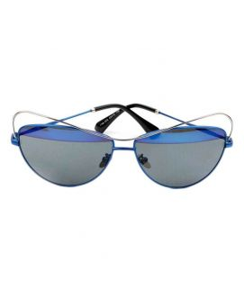 YNG Black & Blue Sunglasses For Men