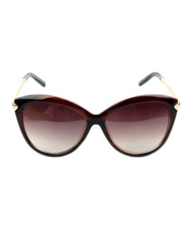 Burberry Sonnenbrille Ladies Brown Sunglasses