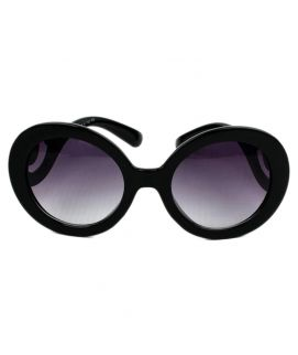 Black Ladies Sunglasses Butterfly Style