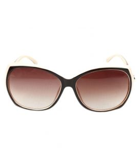 Dolce And Gabbana Brown Sunglasses For Women's