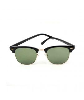 YNG Men's Green & Black Sunglasses