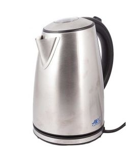 Anex AG 4046 Steel Kettle 1.7 Ltr With Official Warranty