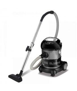 Black n Decker BV2000 20L 2000W Barrel/Drum Vacuum Cleaner