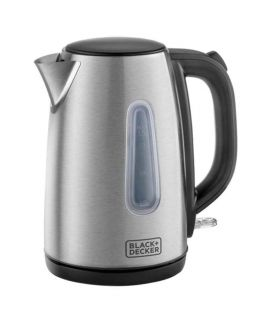 Black & Decker JC450 Concealed Coil Stainless Steel Kettle