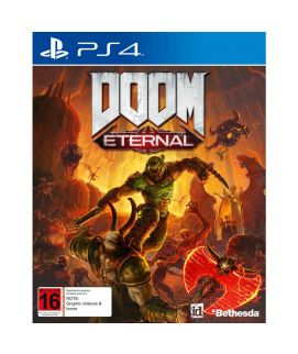 DOOM Eternal Playstation 4 Game