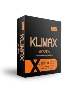KLIMAX EXTASY 3 PCS- SUPPER STUDDED AND CONTOURED CONDOMS