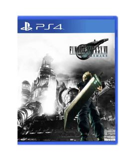 Final Fantasy VII Remake Playstation 4 Game