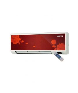 Geepas Wall Heater Red