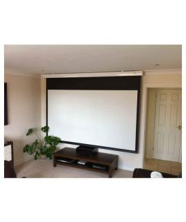 Projector Screen 150 Inch Electric Mortorised 8x10 Feet 4_3GB Glass Beaded Speed-X