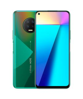 Infinix Note 7 4GB Ram 128 Rom Forest Green