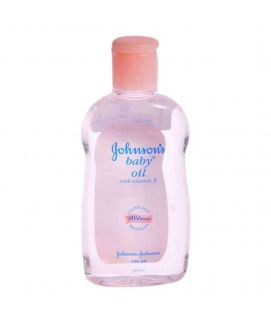 Johnsons Oil 100ml