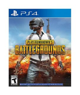 PUBG Playstation 4 Game