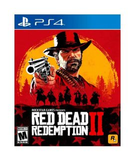 Red Dead Redemption 2 Playstation 4 Game