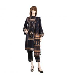 Saya 2Pcs Unstitched Suit Collection 02