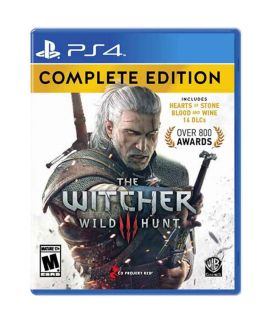 The Witcher 3 Playstation 4 Game