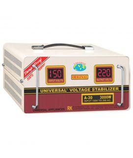 UNIVERSAL STABLIZER A30 3000 WATTS