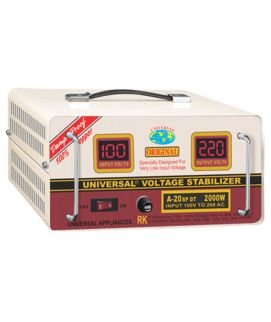 UNIVERSAL STABLIZER A20SP DTENERGY SAVER 2000 WATTS