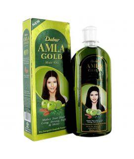 Vatika Hair Oil Gold Bottle
